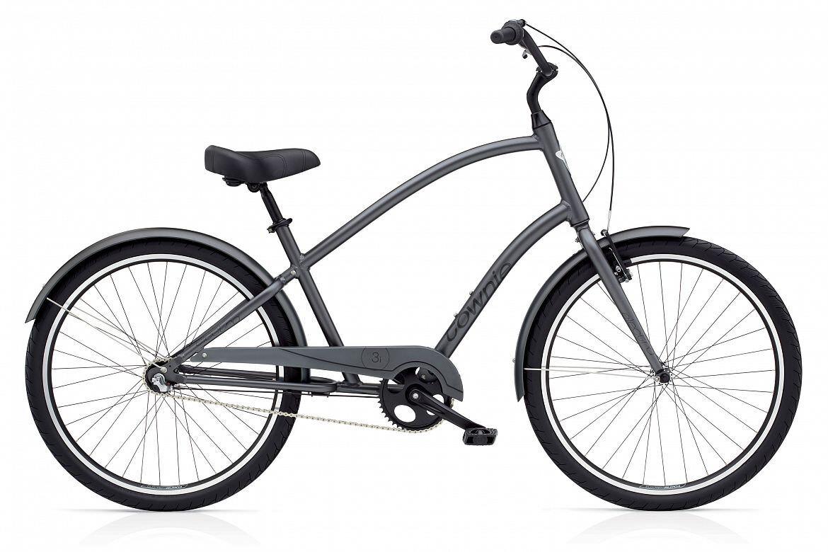 Купить Electra Townie Original 3i Men's Satin Graphite