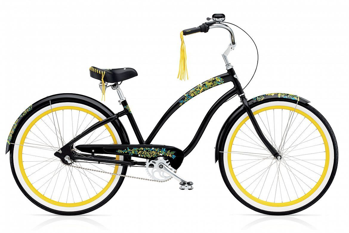 Купить Electra Cruiser Flora and Fauna 3i Ladies'